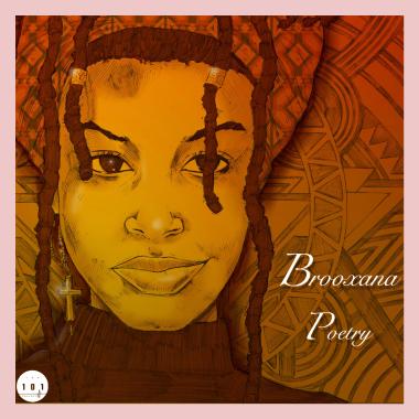Brooxana - Poetry CD Cover
